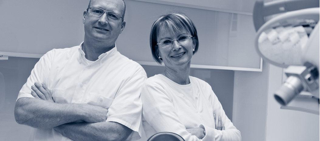 Die Gesundheit Ihrer Zähne liegt uns am Herzen